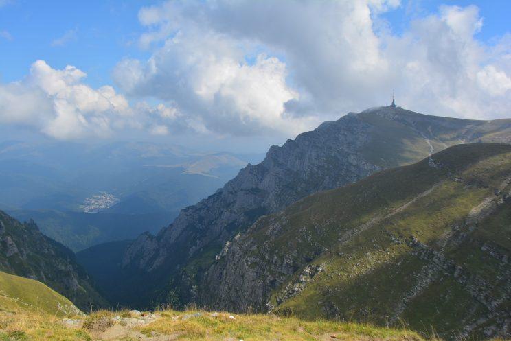 RUMUNIA-BUCEGI-GORY