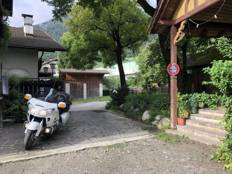 WŁOCHY-BRESSANONE-HOTEL