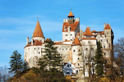 Castelul Bran - Zamek Bran - Rumunia - Drakula