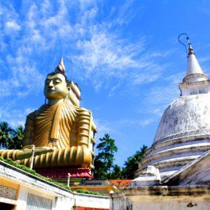SRI-LANKA-BUDHA