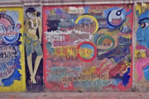 NEPAL-GRAFITI
