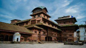 NEPAL-KATHMANDU-TEMPLE