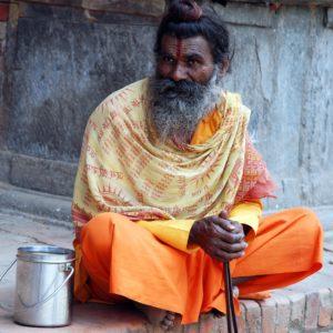 NEPAL-YOGI-HINDUS