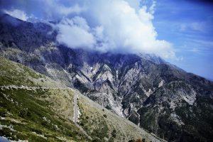 ALBANIA-MOUNT