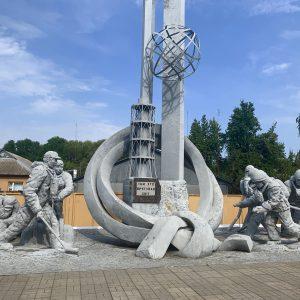 CZARNOBYL-UKRAINA
